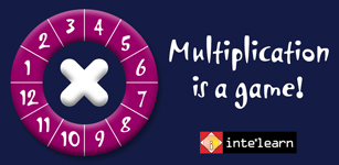 Multiplication is a game!